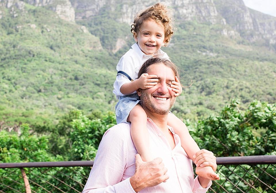 Family Shoot Kirstenbosch Gardens